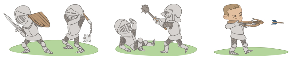anna-lubinski-chevaliers-larousse-armes-2
