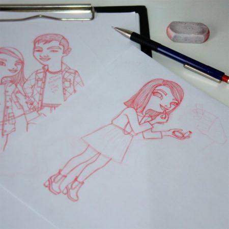 essie-button-estée-lalonde-illustration-anna-lubinski
