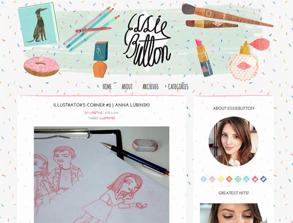 essiebutton-illustratorscorner-annalubinski