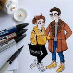 anna-lubinski-illustration-instagram-portraits-parisiens-21-05-2016