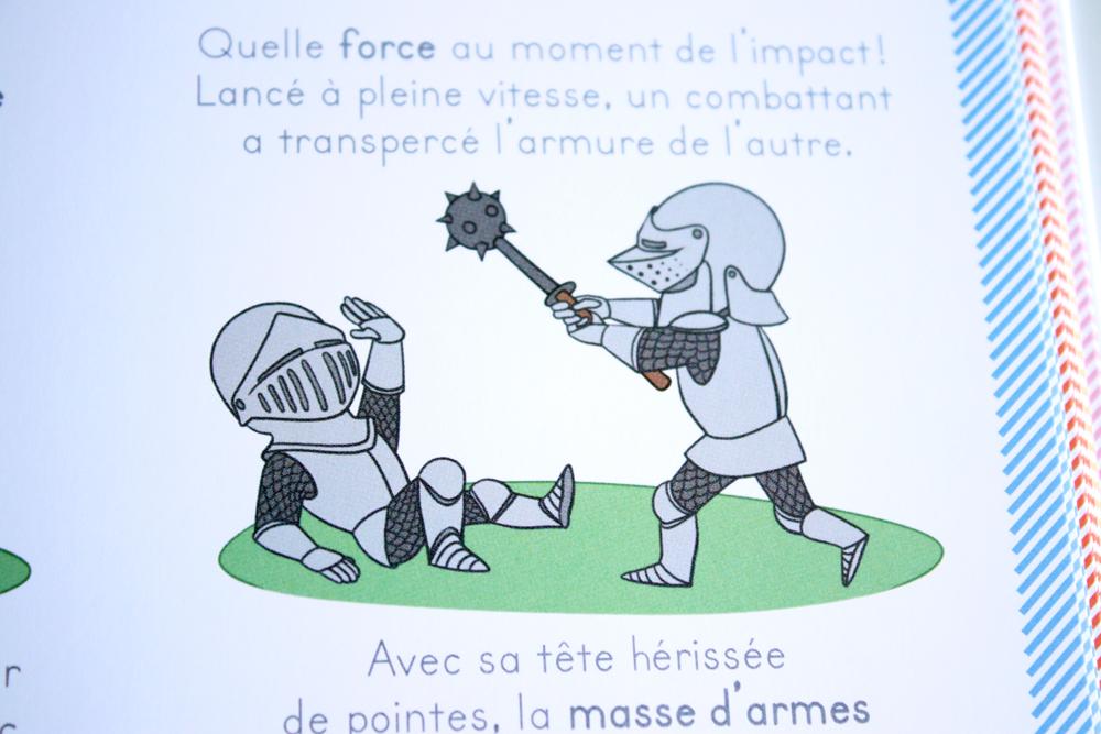 anna-lubinski-les-chevaliers-larousse-les-armes-du-chevalier