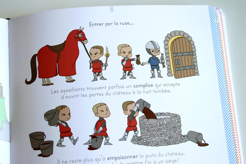 anna-lubinski-les-chevaliers-larousse-partir-en-guerre